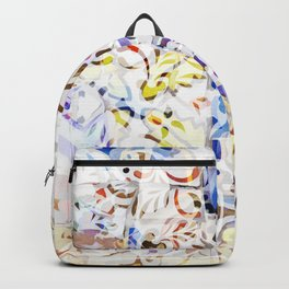 Mosaic of Barcelona VIII Backpack