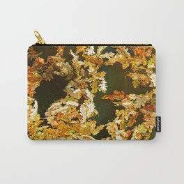 Leaved Carry-All Pouch