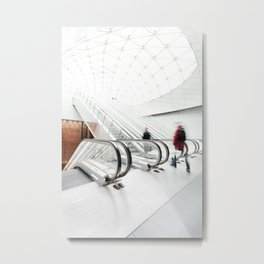 Triangeln Metal Print