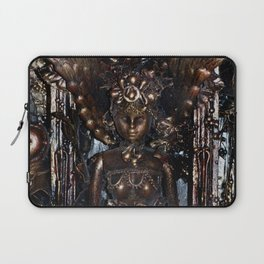 She Rises From Abuse by Kathy Morton Stanion Laptop Sleeve