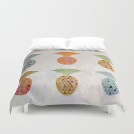 Ananas Jewels Duvet Cover