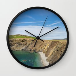 The North of Ramsey Island, Pembrokeshire Wall Clock