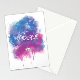 WE ARE APOGEE Stationery Cards