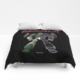 poseidon T Comforters