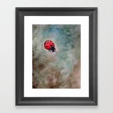 Choosing my own adventure Framed Art Print
