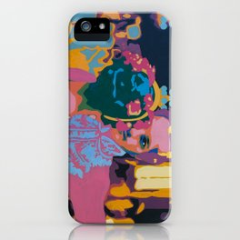 Albert and Victoria iPhone Case