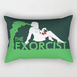 Sex Her Cyst Rectangular Pillow