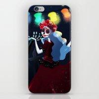 dia de los muertos iPhone & iPod Skins featuring Dia de los muertos by Lenore2411