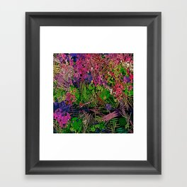:: Paradise :: Framed Art Print