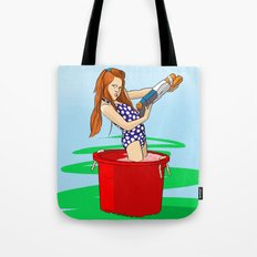 The Queens Level Tote Bag