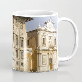 Piazza dei Cavalieri knights square Pisa Tuscany Italy Coffee Mug