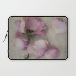 Wilted Rose Laptop Sleeve
