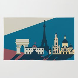 Paris - Cities collection  Rug