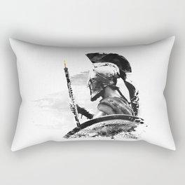 Oboe Warrior Rectangular Pillow