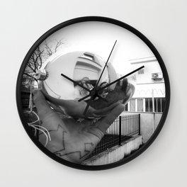 Panam Wall Clock