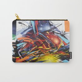 Art Piece by Chris Barbalis Carry-All Pouch