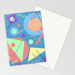Memphis #49 Stationery Cards