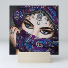 Reem Mini Art Print