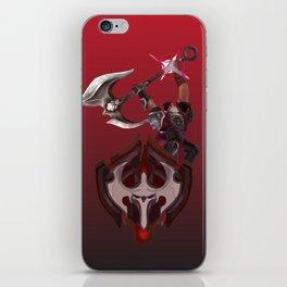 Darius iPhone Skin