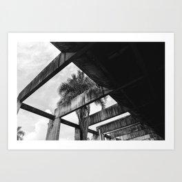 Brasilia - UnB Art Print