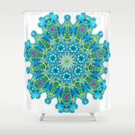 Free Flow Shower Curtain