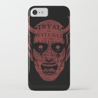 satan iPhone & iPod Cases featuring Satan by Gurven