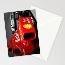 Ferrari F1 Stationery Cards
