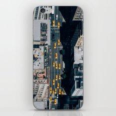 New York Taxi(s) iPhone & iPod Skin