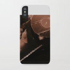 Cheesecake Vinyl Tribute iPhone X Slim Case