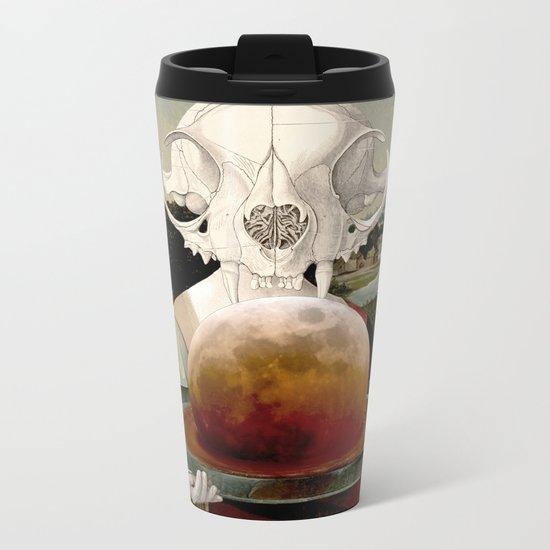 SUPERSTITION Metal Travel Mug