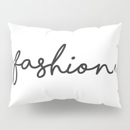 Fashion Prints, Fashion Wall Art, Teen Room, Saloon Sign, Affiche Scandinave, Fashion Typography Pillow Sham