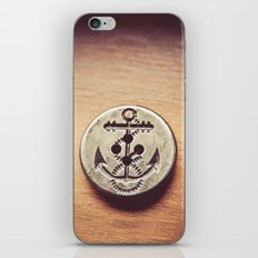 Anchor's Aweigh  iPhone & iPod Skin