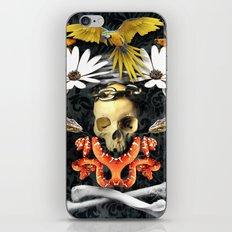 dwms1 iPhone & iPod Skin