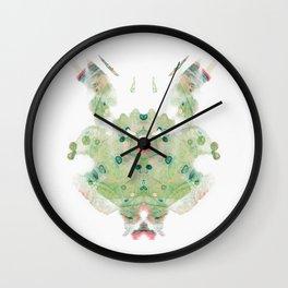 Inkdala XLVIII Wall Clock