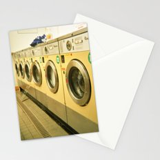 Laundromat Stationery Cards