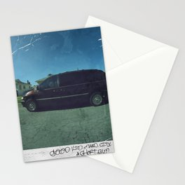 Good Kid, M.A.A.D City Stationery Cards