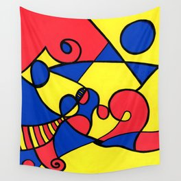 Print #12 Wall Tapestry