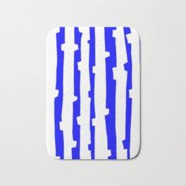Mariniere marinière – new variations VI Bath Mat