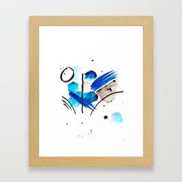 Bing Framed Art Print