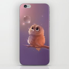 Little Guardian iPhone Skin