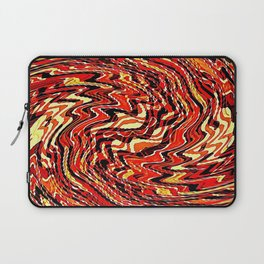 Fire Agate Laptop Sleeve