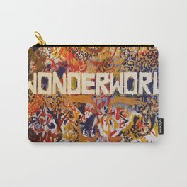 #Wonderworld Carry-All Pouch