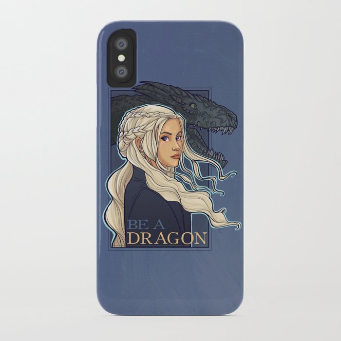 You're a Dragon iPhone Case