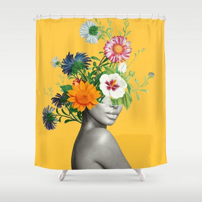 Bloom 5 Shower Curtain