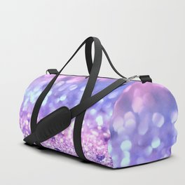 Summer Unicorn Girls Glitter #2 #shiny #pastel #decor #art #society6 Duffle Bag