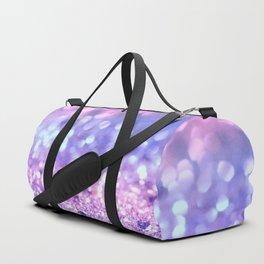 Summer Unicorn Girls Glitter #2 #shiny #pastel #decor #art #society6 Duffle Bag