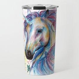 Whimsical Unicorn Travel Mug