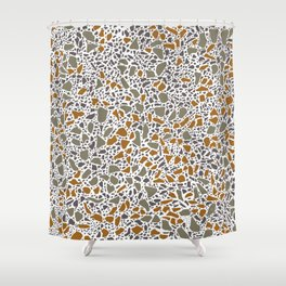 Terrazzo AFE_T2019_S16_1 Shower Curtain