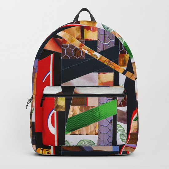 Ruben (stripes 19) Backpack