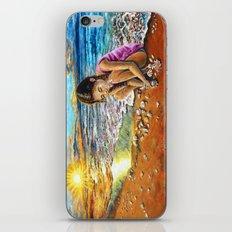 Treasure Hunter iPhone & iPod Skin